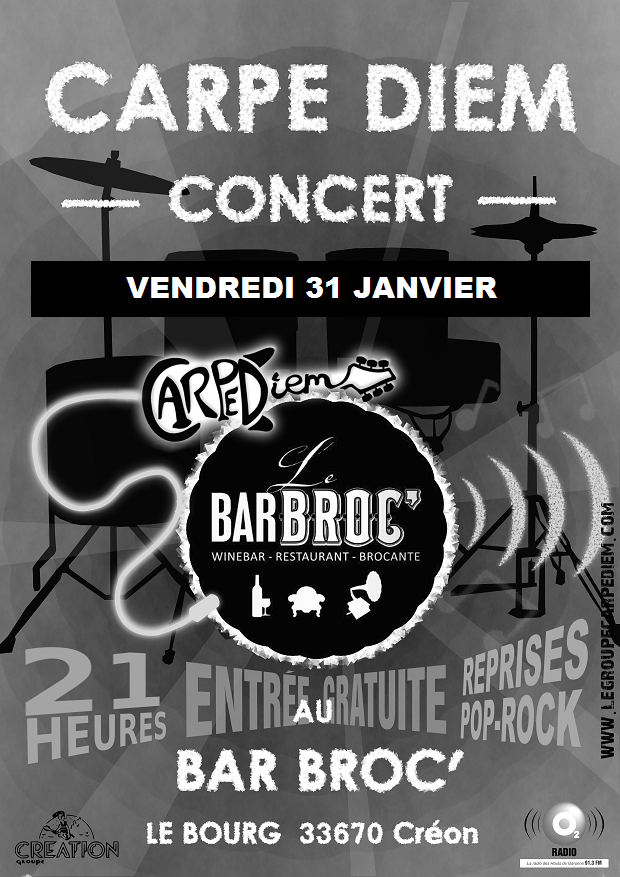 Carpediem-barbroc-creon-concert