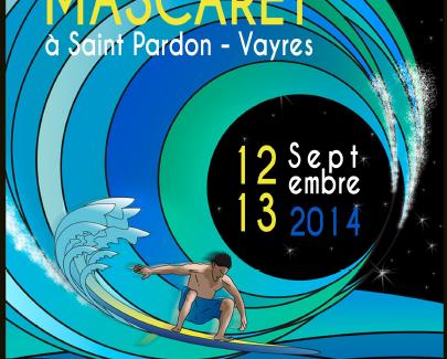 Fête du Mascaret 2014 (St Pardon de Vayres)