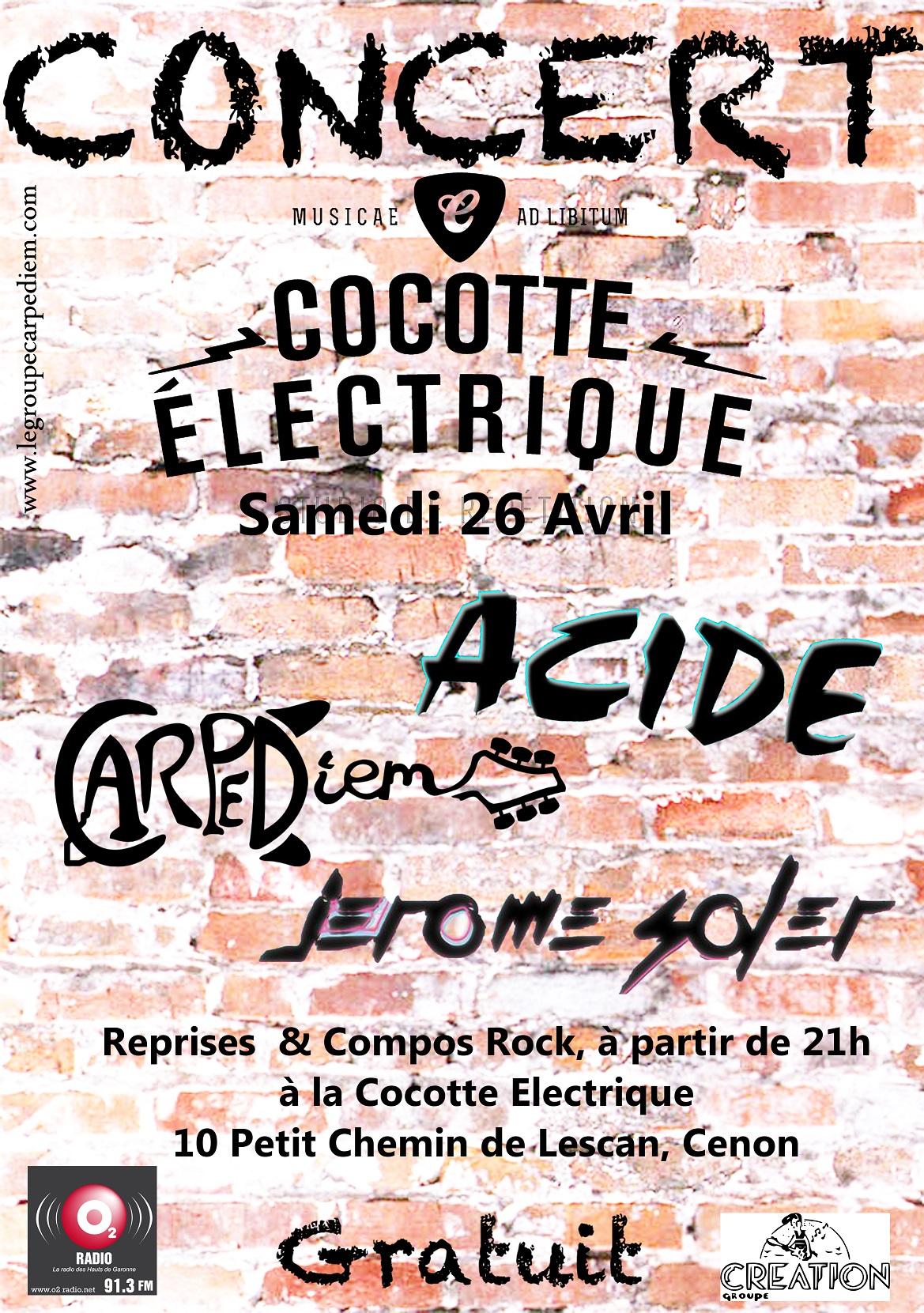 Concert-carpediem-cocotte