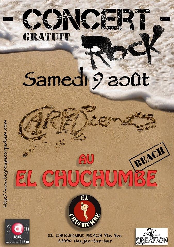 CarpeDiem_chuchumbe-beach_concert
