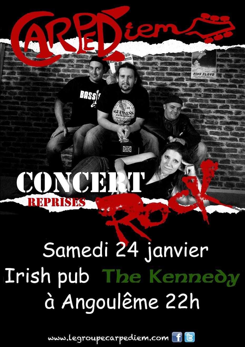 Concert_ Kennedy_pub-angouleme_carpediem