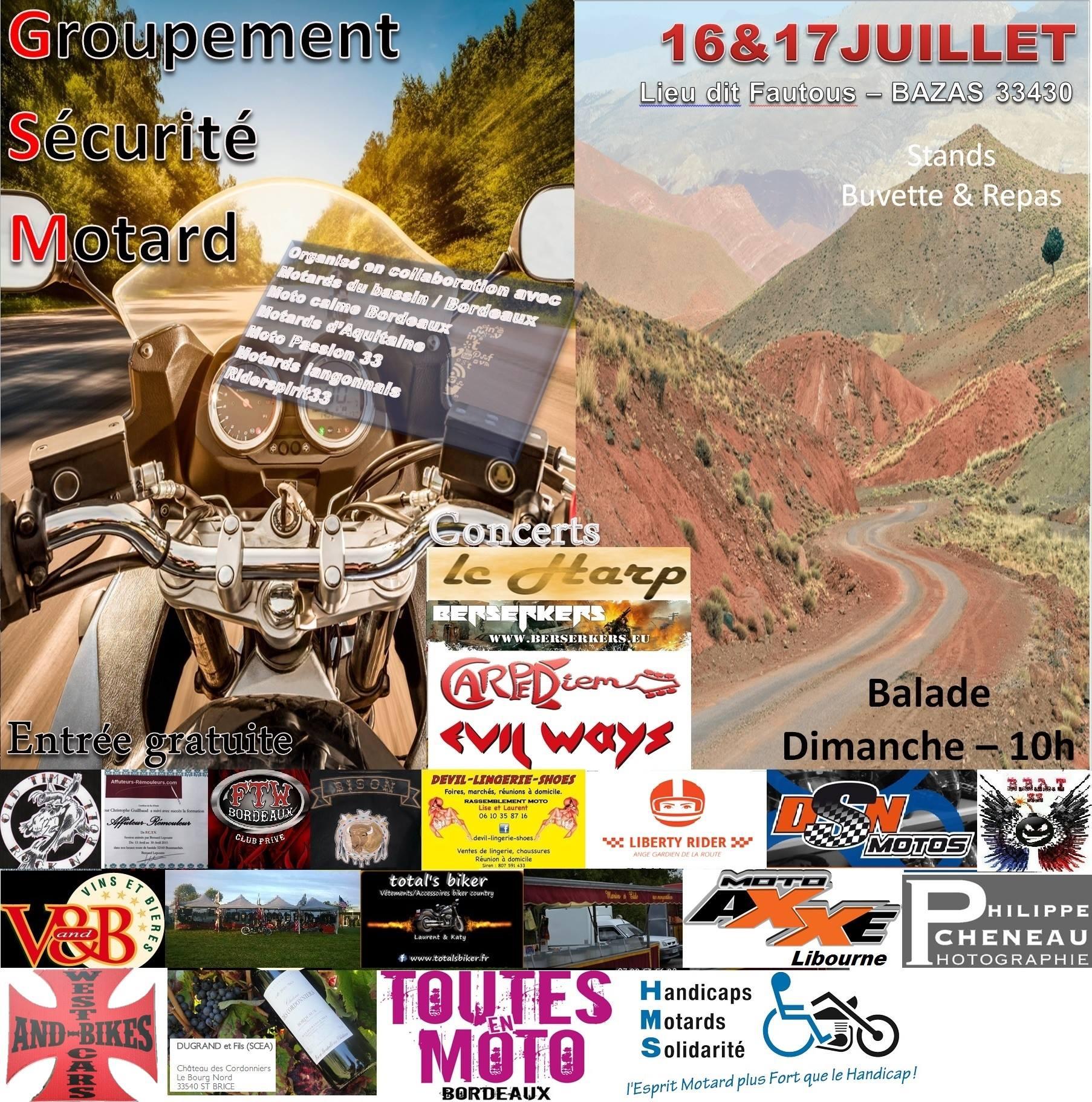 Concert-les_potes_du_bazadais-bazas-carpe_diem-bikers