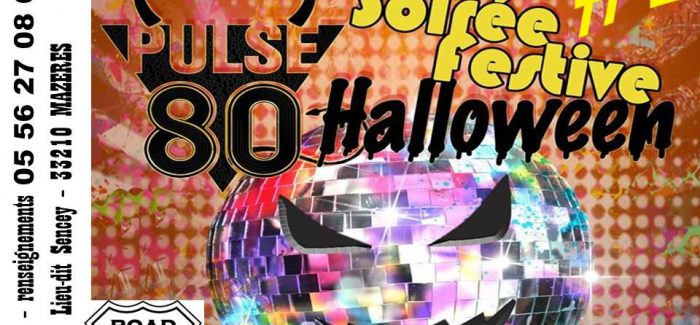 Soirée Halloween @ROAD524 (Mazeres)